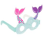 Mermaid Tail Paper Glasses