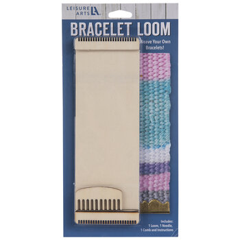 Bracelet Weaving Loom