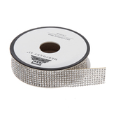 Micro Rhinestones Iron-On Trim - 5/8""