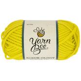 Lime Yarn Bee Scrub-Ology Scrub It Yarn