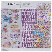 Cute Butterflies Papercrafting Kit