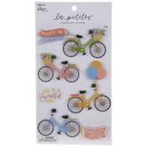 Bike Adventure 3D Stickers