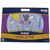 "Jumbo Art Pad - 22"" x 16"""
