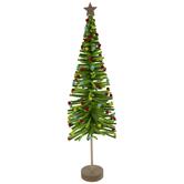 Green Felt Christmas Tree