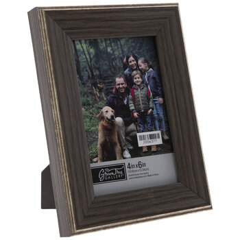 Distressed Fillet Wood Look Frame