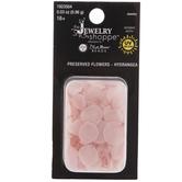 Pink Pressed Hydrangea Flowers