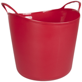 Red Container With Handles - XL
