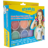 Fabric Finger Paint & Roller Kit