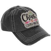 Chaos Coordinator Baseball Cap