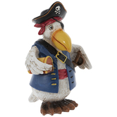 Pirate Captain Seagull