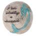 Actually A Mermaid Garden Stone