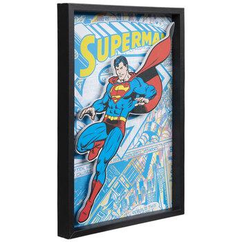 Superman Wood Wall Decor