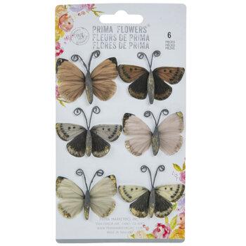 Mystical Flight Butterfly Embellishments