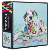 Painted Dalmatian Puzzle