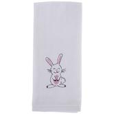 Bunny Kitchen Towel