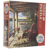 Cabin Porch Puzzle
