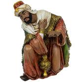 Second Wiseman Nativity Statue