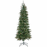 Slim Arizona Fir Pre-Lit Christmas Tree - 7 1/2'