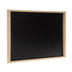 Chalkboard With Wood Frame - 17