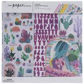 Cactus Papercrafting Kit