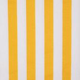 Corn Yellow Striped Slub Duck Cloth Fabric