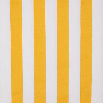 Striped Slub Duck Cloth Fabric