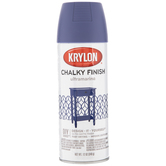 Ultramarine Krylon Chalky Finish Spray Paint