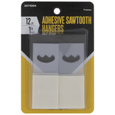 Self-Adhesive Sawtooth Hangers