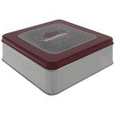 Most Wonderful Time Tin Box