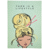Yarn Is A Lifestyle Stash Journal
