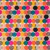 Large Dot Cotton Calico Fabric