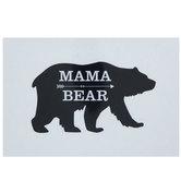 Mama Bear Vinyl Transfer