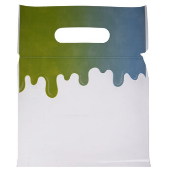 Slime Zipper Bags With Handles