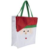 Santa Head Gift Bag