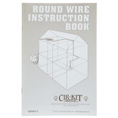 Dollhouse Round Wire Instruction Book