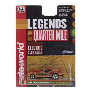 Legends Of The Quarter Mile Electric Slot Racer