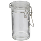 Cylinder Glass Mason Jar