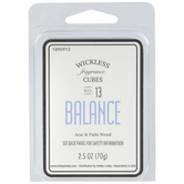 Balance Acai & Palm Wood Fragrance Cubes