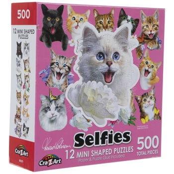 Cat Selfies Puzzles