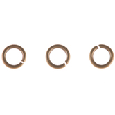 Round Jump Rings - 4mm