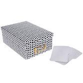 Black Polka Dot Photo Storage Box