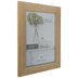 Bleached Beveled Wood Wall Frame - 10