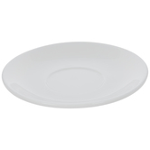 White Saucer Plate