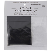 Dark Gray Miniature Shingle Dye