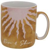 Rise & Shine Sun Mug