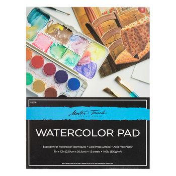 """Watercolor Paper Pad - 9"""" x 12"""""""