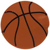 Basketball Puffy Sticker