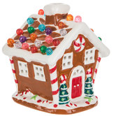 Light Up Mini Gingerbread House