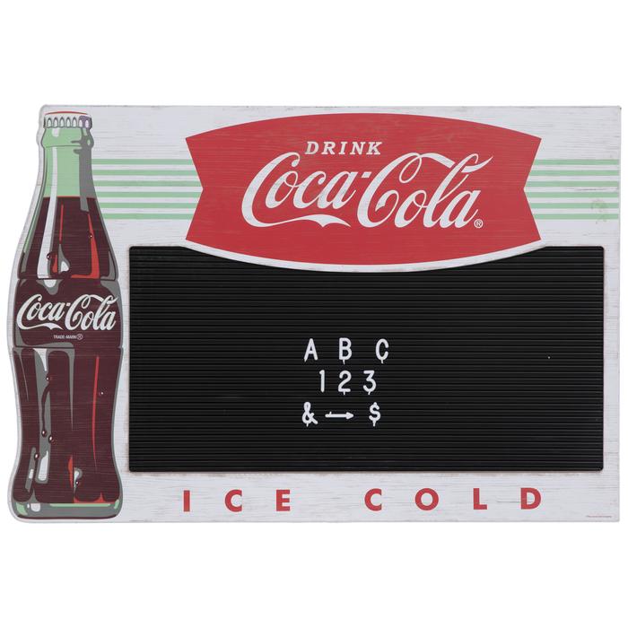 Coca Cola Letter Board Wall Decor Hobby Lobby 5502034