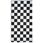 Checkered Flag Table Cover